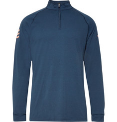 Adidas Sport - Club Climalite Half-Zip Tennis Top