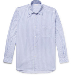 Our Legacy - Striped Cotton-Twill Shirt