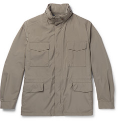 Loro Piana Windmate Storm System Shell Field Jacket