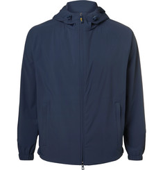 Loro Piana - MatchPlay Rain System Shell Hooded Golf Jacket
