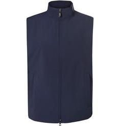 Loro Piana MatchPlay Rain System Shell Golf Gilet