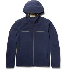 Loro Piana - Cotton-Blend Shell Hooded Jacket