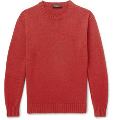 Loro Piana - Textured-Cotton Sweater