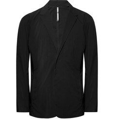Arc'teryx Veilance Black LT Slim-Fit Water-Resistant Stretch-Shell Blazer