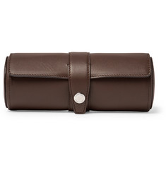 Brunello Cucinelli Leather Watch Roll