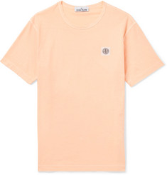 Stone Island - Cotton-Jersey T-Shirt