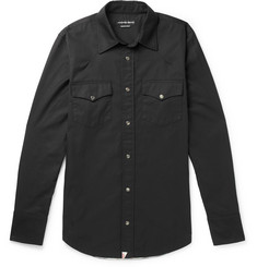 Alexander McQueen Slim-Fit Cotton Shirt