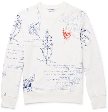 explorer-embroidered-loopback-cotton-jersey-sweatshirt by alexander-mcqueen
