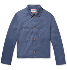 Acne Studios Unre Cotton-Blend Chore Jacket