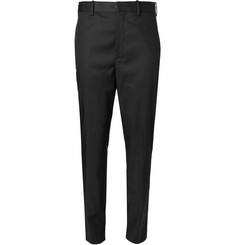 Neil Barrett Slim-Fit Tencel-Blend Twill Trousers