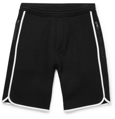 Neil Barrett - Wide-Leg Neoprene Shorts