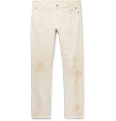 ALYX Skinny-Fit Distressed Denim Jeans