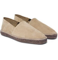 TOM FORD - Barnes Full-Grain Nubuck Epadrilles