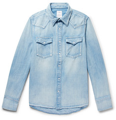 visvim - Denim Western Shirt