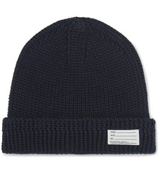 visvim - Ribbed Cotton Beanie