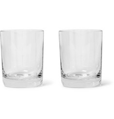 Kingsman + Higgs & Crick Set of Two Glasses