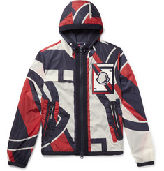 Moncler C Printed Shell Jacket
