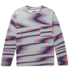 Missoni Patterned Cotton Sweater