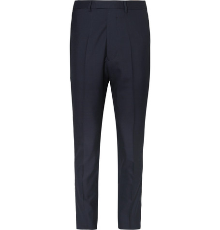 tailored trousers - Black Officine Generale Cheap Sale Low Shipping Fee Store Sale Online Buy Cheap New Styles Sale Largest Supplier Sale For Nice heIroE