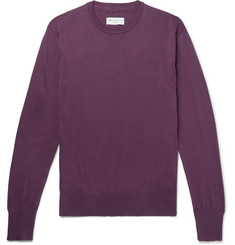 Officine Generale Luca Cotton Sweater