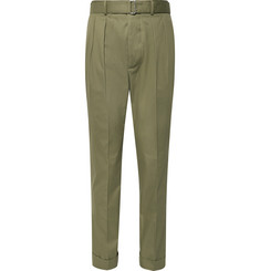 Officine Generale - Cotton-Twill Chinos