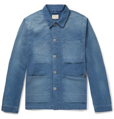 Nudie Jeans Paul Organic Denim Jacket