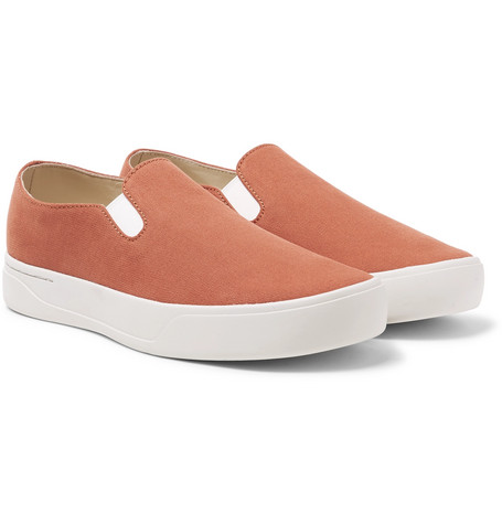 Vass Twill Slip-on Sneakers Saturdays Surf NYC Discount Enjoy Free Shipping Sast Genuine Cheap Price Clearance Affordable PygaCU