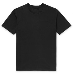 Pop Trading Company Embroidered Cotton-Jersey T-Shirt