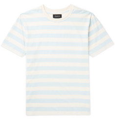 Howlin' Smokin' Cheeba Striped Cotton-Jersey T-Shirt