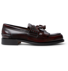 Church's Oreham Polished-Leather Kiltie Loafers