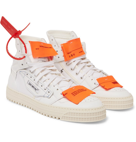White Low 3.0 High-Top Sneakers Off-white Fu7JTq
