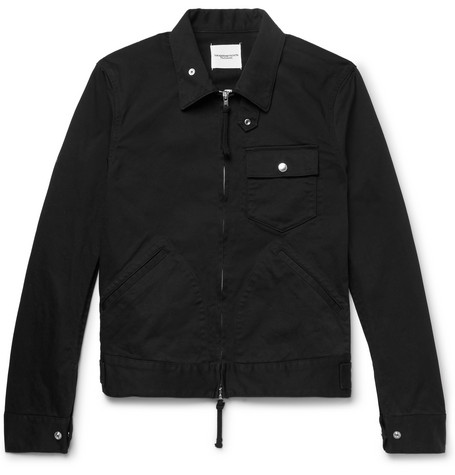 TAKAHIROMIYASHITA THE SOLOIST Stretch-Cotton Gabardine Jacket