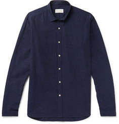 Oliver Spencer Clerkenwell Cotton Shirt