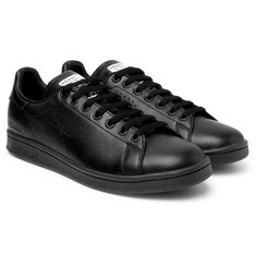 Raf Simons - + adidas Originals Stan Smith Leather Sneakers