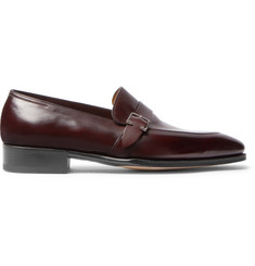 John Lobb Alwyn Leather Loafers