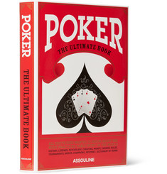 Assouline Poker: The Ultimate Book