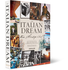 Assouline The Italian Dream: Wine, Heritage, Soul Hardcover Book
