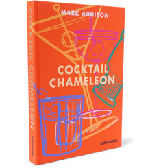 Assouline - Cocktail Chameleon Hardcover Book