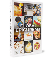 Assouline The Luxury Collection: Epicurean Journeys Hardcover Book