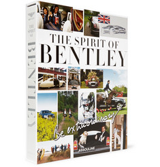 Assouline Be Extraordinary: The Spirit of Bentley Hardcover Book