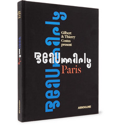 Assouline - Beaumarly: The Spirit of Paris Hardcover Book