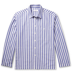 Fanmail Striped Organic Cotton Shirt