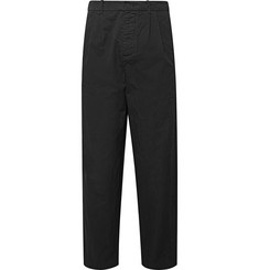 Fanmail Pleated Organic Cotton Trousers