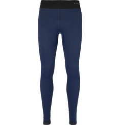 FALKE Ergonomic Sport System Panelled Stretch-Knit Tights