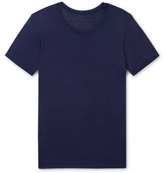Secondskin Washed-Silk T-Shirt