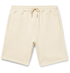 Norse Projects Linnaeus Loopback Cotton-Jersey Drawstring Shorts