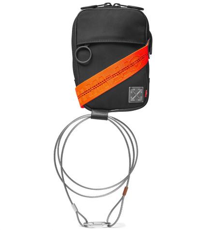 Black Camera Bag Off-white EqfJta5