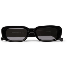 Off-White + Retrosuperfuture Rectangular Spray-Painted Acetate Sunglasses