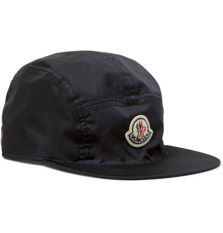 Appliquéd Shell Baseball Cap - Navy