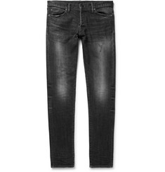 John Elliott The Cast 2 Skinny-Fit Distressed Denim Jeans